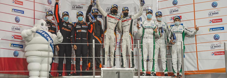 Gelungenes Debüt in der Asian Le Mans Series