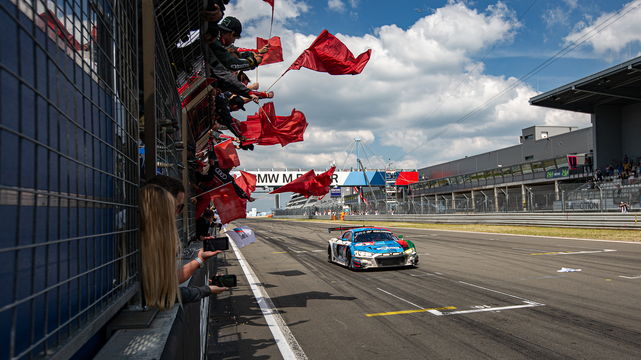 Event Gutschein 24H Nürburgring PLATIN