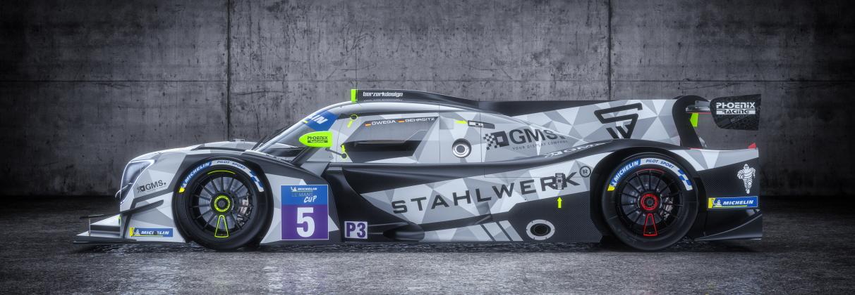 Startschuss für den Michelin Le Mans Cup