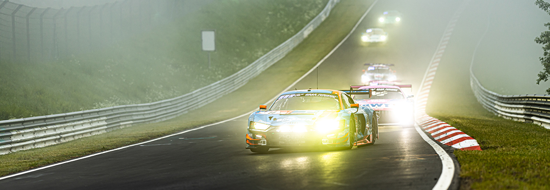 24h Nürburgring 2021: Eine harte Nuss