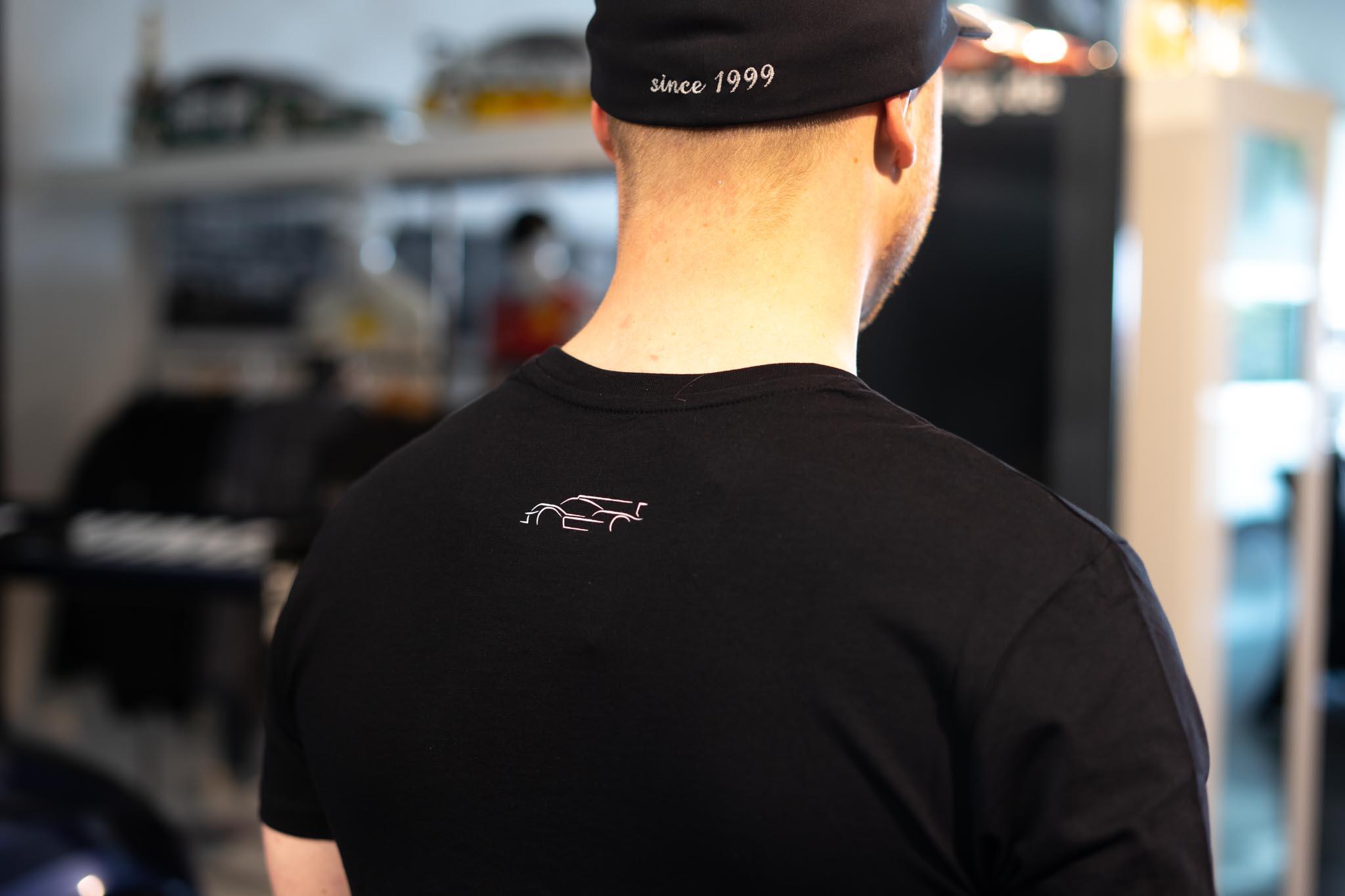Phoenix T-Shirt LMP Schwarz
