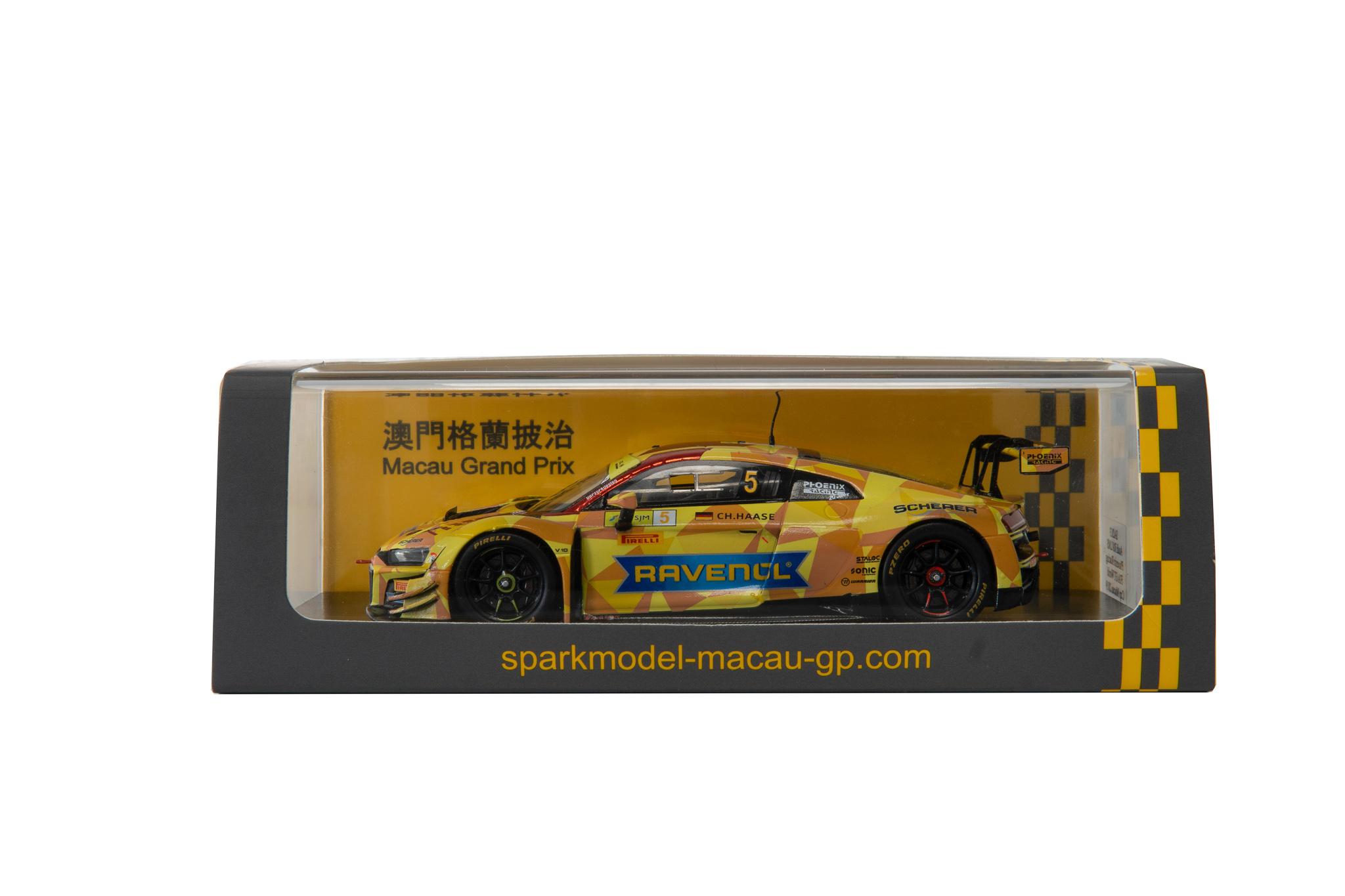 Modell Audi R8 LMS GT3 Macau