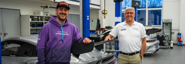 Phoenix Racing und IronForce schließen langfristige Partnerschaft