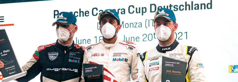 Halbzeitbilanz: die Lage im Carrera Cup