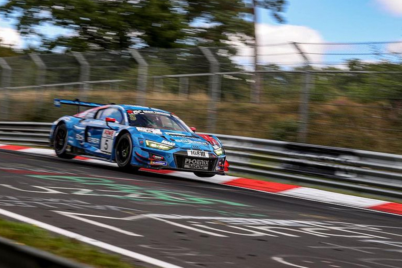NLS Renntaxi Audi GT3 R8 LMS Gutschein